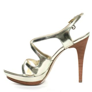 innocent 2 heel gold guess shoes sku zgs117 $ 104