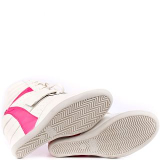 Blinks Multi Color Adirr   Neon Pink White for 79.99