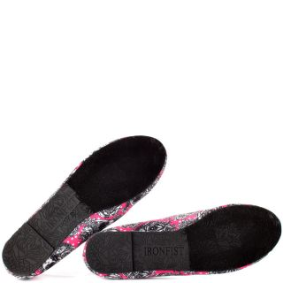Iron Fists Multi Color Bright A Light Flat   Fuchsia for 39.99