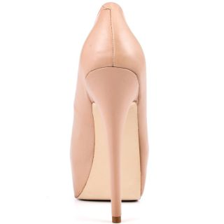 Steve Maddens Pink Dejavu   Blush Leather for 129.99