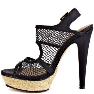 Michael Antonios Black Tolleson   Black Mesh Pu for 69.99