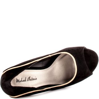 Michael Antonios Black Keona   Black Velvet for 79.99
