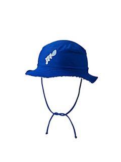 Platypus Australia Baby bucket hat Blue