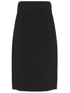 Phase Eight Pencil knit skirt Black