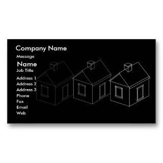 Dream Design Business Card