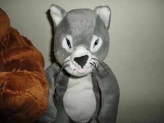 IKEA Sweden Gosig Katt Cat Plush
