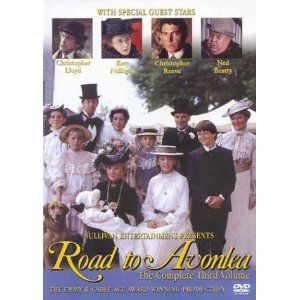Road to Avonlea Season 3 New 4 DVD Set