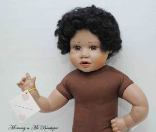 1994 Katina African American 15 Doll Tina Halbig
