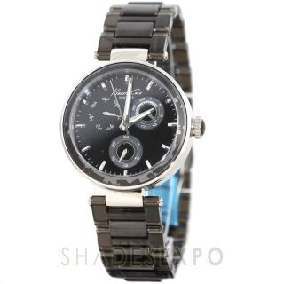 New Kenneth Cole Watches KC4729 Black