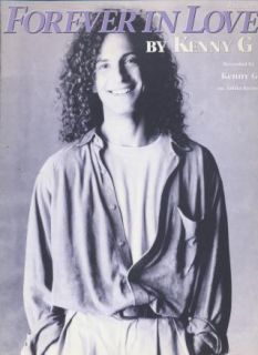 Sheet Music Forever Love Kenny G by Kenny G