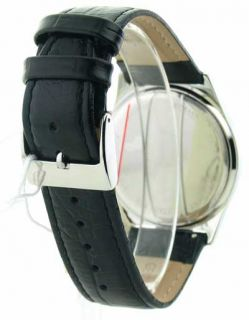Mens Kenneth Cole Dress Leather Watch Set KC5152