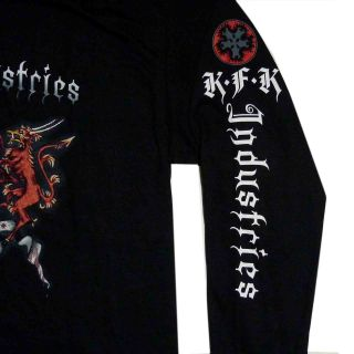 KFK Industries Shield Long Sleeve Shirt L Kerry Slayer