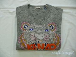 Kenzo Paris Tiger Sweater Green Small s BLOGGER Sold Out Must Have