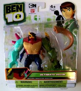 Cartoon Network Ben 10 Ultimate Kevin Levin
