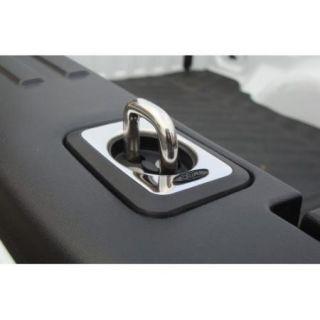 Super Duty OEM Genuine Ford Stainless Steel Bed Hooks Tie Downs PAIR