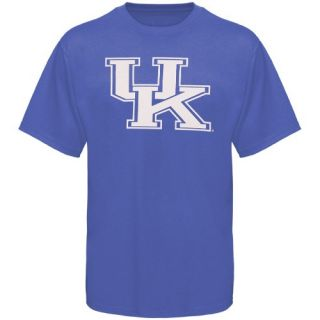 Kentucky Wildcats Royal Blue Logo One T Shirt