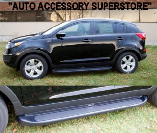 2011 UP KIA SPORTAGE RUNNING BOARDS; KIA DEALER APPROVED; EXACT CUSTOM