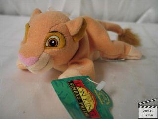 Kiara 6 in. mini beanbag plush, Lion King 2 Simbas Pride, Disney