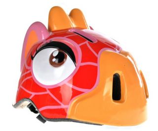Children Kids Bicycle Bike Helmet Animal Shaped Giraffe