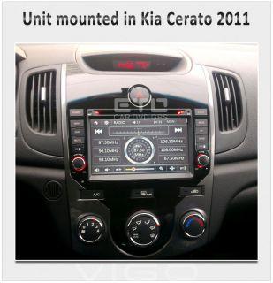 ETO Kia Forte Shuma Cerato Koup Navigation Multimedia Car Stereo DVD