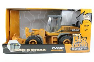 Ertl Case Big Farm Construction 621E Wheel Loader 35910