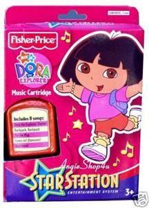 Star Station Kidz Bop Music Cartridge Dora The Explorer