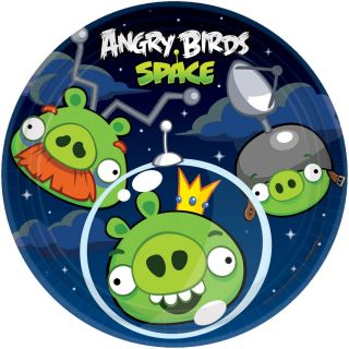 Kids Birthday Party Supplies Angry Birds Theme