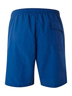 Fred Perry Contrast internal swim short Blue
