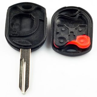 New Uncut Blade Smart Remote Key Shell for Ford Mercury Mariner Edge