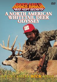 Roger Raglin North American Whtietail Deer Hunting DVD