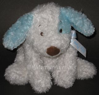 Kids Preferred My First Puppy Dog Plush Stuffed Animal Toy Lovey Blue
