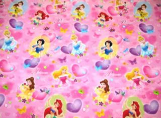 Parklon Kids Baby Girl Play Mat Rug Disney Princess