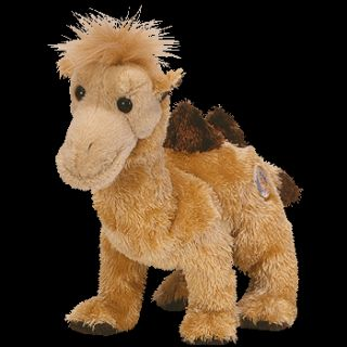 Khufu Ty Beanie Baby of The Month August 03 Camel