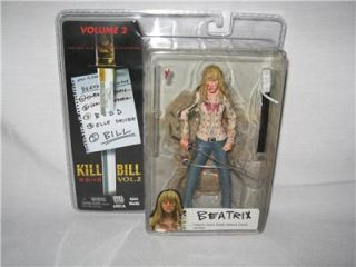 Kill Bill Vol 2 Beatrix Action Figure 7 New NECA