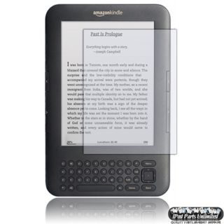 series Genuine Leather Case For  Kindle 3 + Protective Film