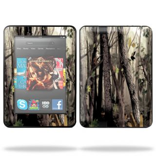 Skin Decal Cover for Kindle Fire HD 7 inch Tablet Sticker Tree Camo