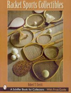 Racket Sports Collectibles Tennis Squash Badminton