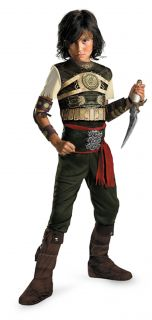 Prince of Persia Dastan Deluxe Child Costume