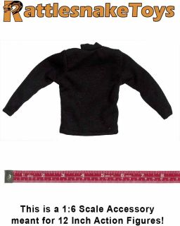 Perfection Killer Black Sweater 1 6 Scale Heroic Action Figures