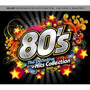 Gamesbite Ltd   Various Artists   80s Definitive Hits Collection [CD]