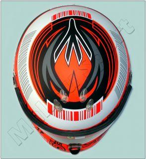 Kimi Raikkonen 2008 Formula 1 rf1 Replica Helmet 1 1