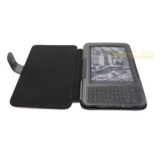 Genuine Leather Cover Case  Kindle Keyboard 3G WiFi & Kindle 3
