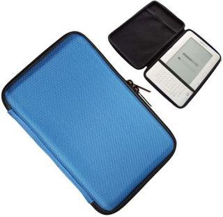 Kindle 2 Blue Hard Eva Case Cover Pouch Light