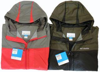 Columbia Sportswear Big Creek Falls Rainshell Jacket Big Men 4X 4XL