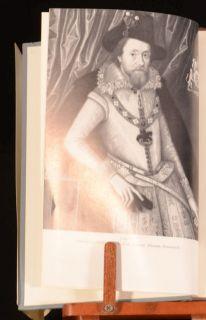 biography of King James I of England (also King James VI of Scotland