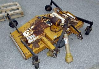 Woods Mow N Machine Deck Parts