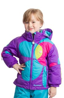 Little Girls Obermeyer Kismet Ski Jacket Kids