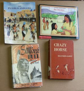 Lot of 34 American Indians Native American Childrens Books Hardcover