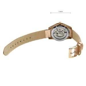 Kimora Lee Simmons Hello Kitty Automatic Leather Watch