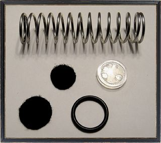 FINDER Upgrade Distance Mod Gun Kit * Spring, O Ring, Recoil Buffers